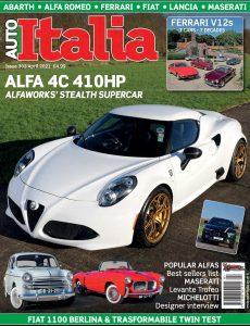 AutoItalia – Issue 302 – April 2021