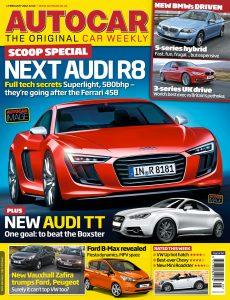 Autocar UK – 1 February 2012
