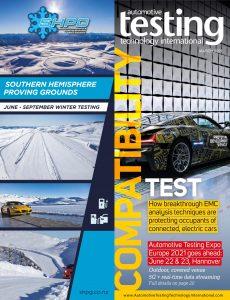 Automotive Testing Technology International – March 2021