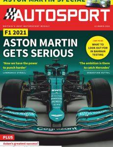 Autosport – 11 March 2021