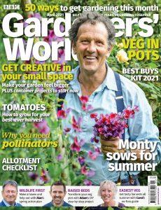 BBC Gardeners' World – April 2021