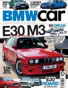 BMW Car – April 2021