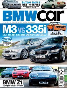 BMW Car – March 2021
