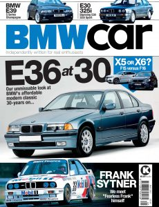 BMW Car – May 2021