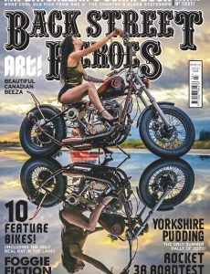 Back Street Heroes – Issue 443 – March 2021