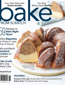 Bake from Scratch – May-June 2021