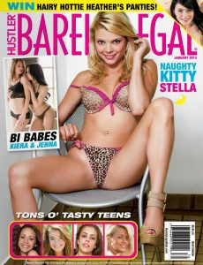 Barely Legal – January 2014