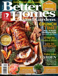 Better Homes and Gardens Australia – May 2021