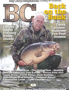 Big Carp – Issue 297 – 30 March 2021