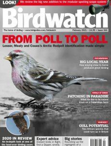Birdwatch UK – Issue 344 – February 2021