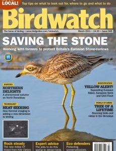 Birdwatch UK – Issue 345 – March 2021
