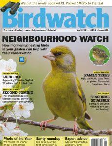 Birdwatch UK – Issue 346 – April 2021