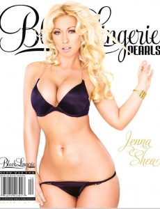 Black Lingerie – Issue 12 July 2010