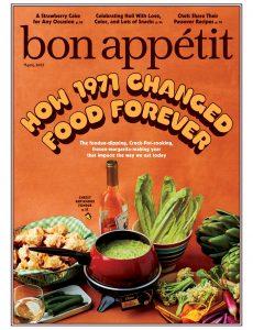 Bon Appetit – April 2021