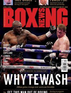 Boxing News – April 1, 2021