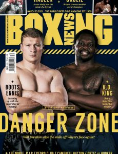 Boxing News – March 25, 2021