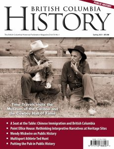 British Columbia History – Spring 2021