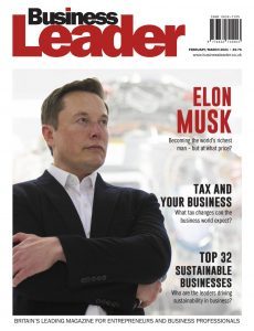 Business Leader UK – February-March 2021