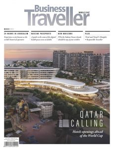 Business Traveller Middle East – March 2021