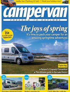 Campervan – April 2021