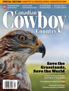 Canadian Cowboy Country – April-May 2021