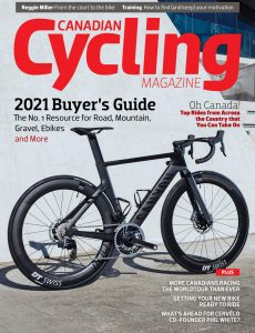 Canadian Cycling – Volume 12 Issue 2 – April 2021