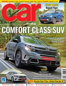 Car India – March 2021