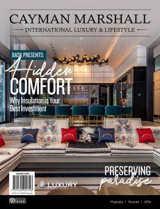 Cayman Marshall International Luxury & Lifestyle – March 2021