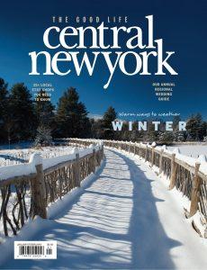 Central New York Magazine – January-February 2021