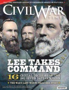 Civil War Times – April 2021