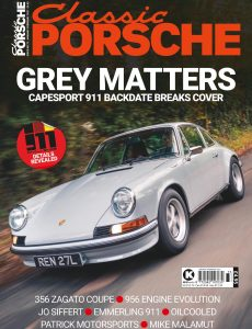 Classic Porsche – Issue 73 – January-February 2021