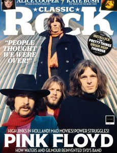 Classic Rock UK – April 2021