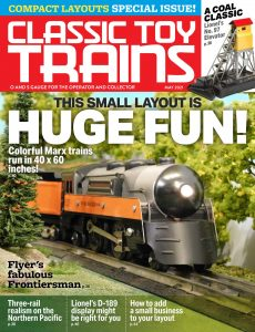 Classic Toy Trains – May 2021