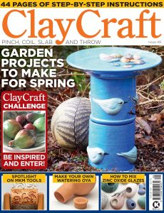 ClayCraft – Issue 49 – March 2021