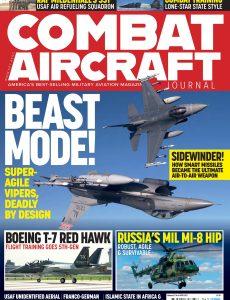 Combat Aircraft – April 2021