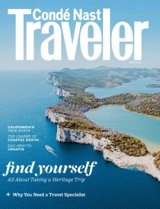 Conde Nast Traveler USA – April 2021