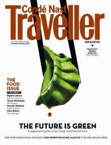 Conde Nast Traveller India – February-March 2021