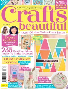 Crafts Beautiful – Issue 357 – April 2021