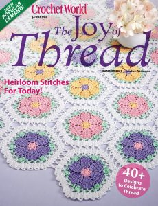 Crochet World Specials – 16 March 2021