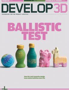 DEVELOP3D Magazine – March 2021