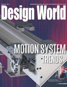 Design World – Motion System Trends March 2021