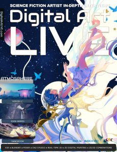 Digital Art Live – Issue 56 2021