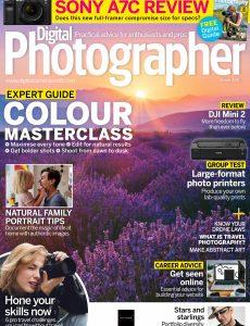 Digital Photographer – April 2021