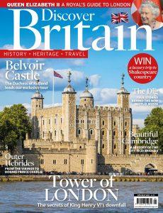 Discover Britain – April-May 2021