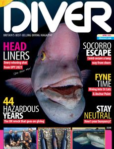 Diver UK – April 2021