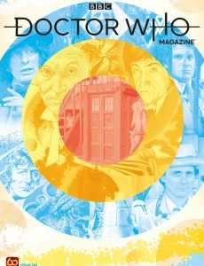 Doctor Who Magazine – Issue 561 – March 2021