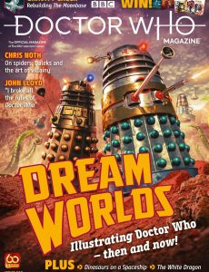 Doctor Who Magazine – Issue 562 – April 2021