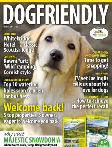Dog Friendly – Issue 64 – March-April 2021