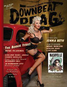 Downbeat Drag Magazine – Special Boogie 2019