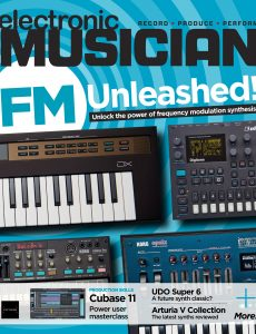 Electronic Musician – May 2021